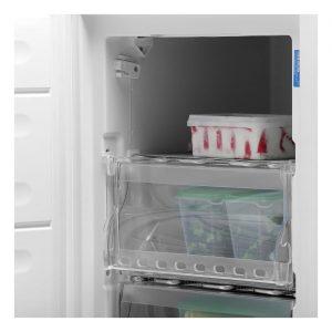 Indesit UI41WUK.1 197L White Upright Tall Larder Freezer A+ Energy Rating