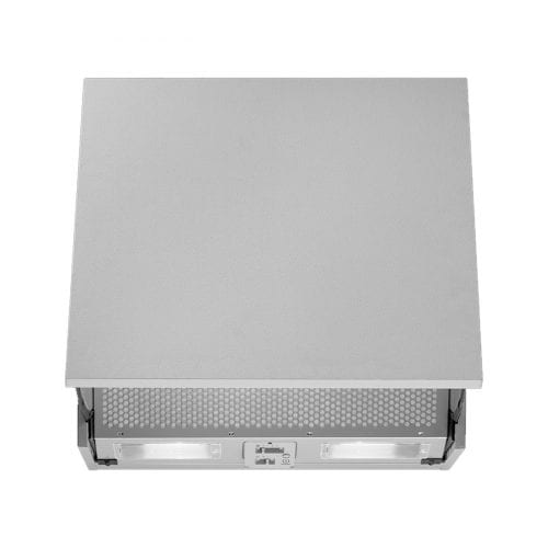 Indesit H661.1FGY 60cm Three Speed Integrated Cooker Hood in Grey