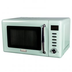 Haden Cotswold 186683 20L Sage Green 800W Freestanding Microwave Oven