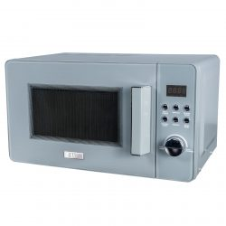 Haden Perth 186690 20L Slate Grey 800W Freestanding Microwave Oven