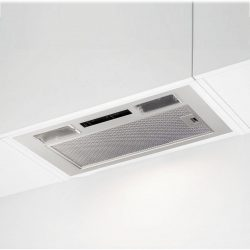 SIA UC52SI 52cm Built In Cupboard Canopy Cooker Hood Extractor Fan