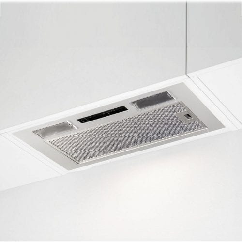 SIA UC52SI 52cm Under Cupboard Canopy Built In Cooker Hood Extractor Fan