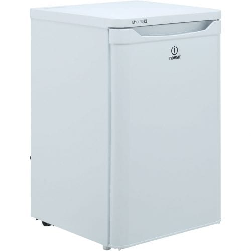 Indesit TZAA 10 UK.1 Undercounter 77L Upright Larder Freezer - White