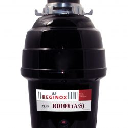 Reginox RD 70 A/S Kitchen Sink Waste Disposal Unit 0.65 HP 2700 RPM