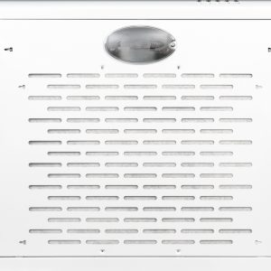 SIA STH60WH 60cm White Slimline Visor Cooker Hood Kitchen Extractor Fan
