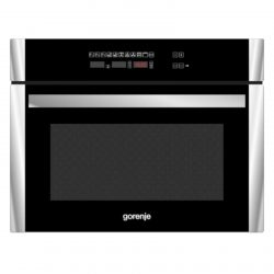 Gorenje BOC5322AX 60cm 32L Built In Digital Combination Microwave, Oven & Grill