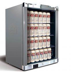 Husky HUS-HY214 Stella Artois Lockable A+ Rated Undercounter Drinks Fridge 115L