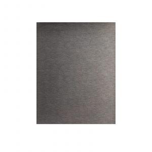 SIA 60cm Stainless Steel Flat Glass LED Edge Lit Cooker Hood & Glass Splashback