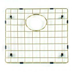 Reginox R3006 Gold Coloured Bottom Grid Accessory For MIAMI40X40 GOLD Sinks