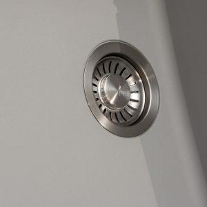 Franke Sirius SID611TS 1.0 Bowl Grey Tectonite Reversible Kitchen Sink & Waste