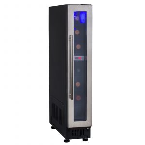 SIA BWC150SS 150mm / 15cm Stainless Steel Under Counter Wine Cooler Chiller