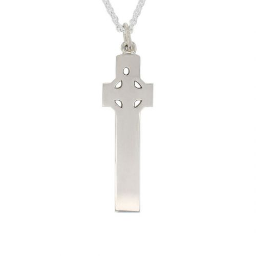 Cooley, Moville, Donegal, St. Patrick, St. Finnian, sterling silver, Irish high cross, Inishowen, celtic cross, ancient, monastery, pendant, men's, ladies, heritage, historical, Christian, Faller, medieval, 6th century