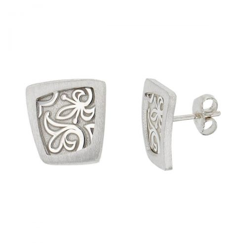 Faller Galloglas Fleur, Scots Gaelic, Scottish claymore, camán, hurley, pendant, GAA Museum, medieval, Clonca, Culdaff, Inishowen, Co. Donegal, Ireland , Gallóglaich, Gallowglass warrior, stud earrings, sterling silver