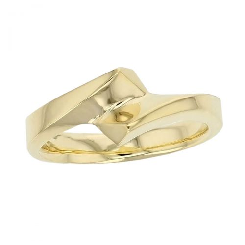 18ct yellow gold solid heavy Men's designer ring designed & hand crafted by Faller of Derry/ Londonderry, twist design, precious jewellery, jewelry