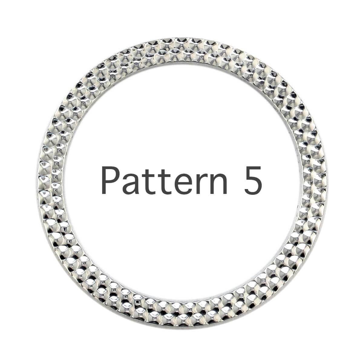 kryptos ring pattern 5