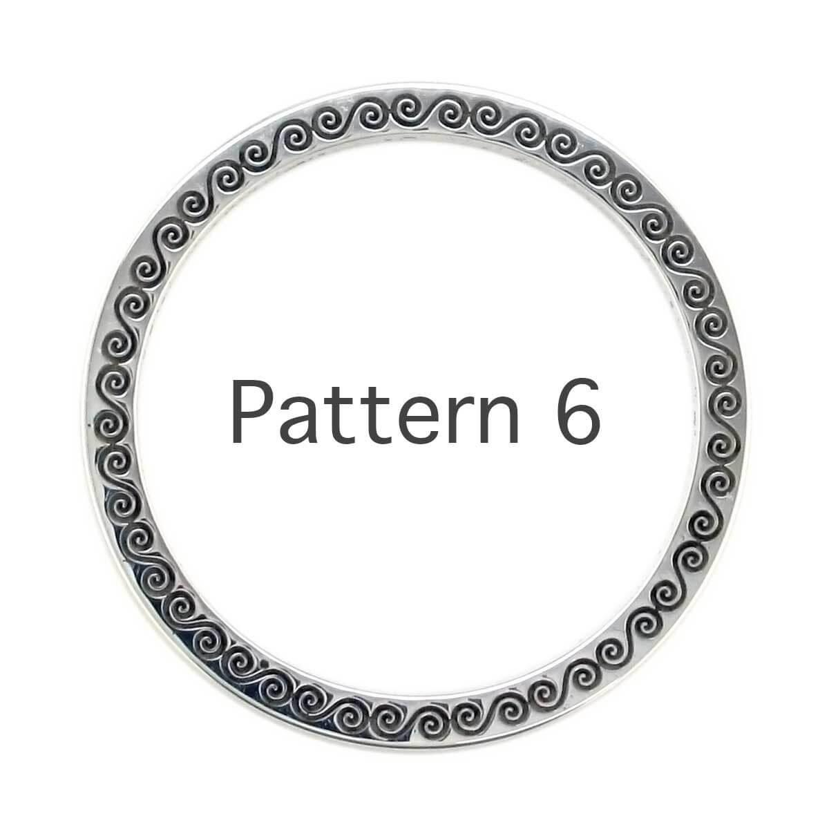 kryptos ring pattern 6