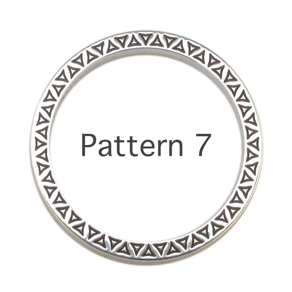 kryptos ring pattern 7