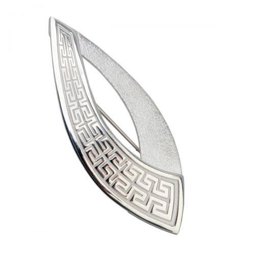 Faller Marigold Maze , pillar stone, Carndonagh, Inishowen, Co. Donegal, Greek key pattern, celtic, ancient, monastery, St, Patrick, ladies, heritage, historical, intricate carving, Christian pilgrimage, medieval, St. Columba, brooch, sterling silver