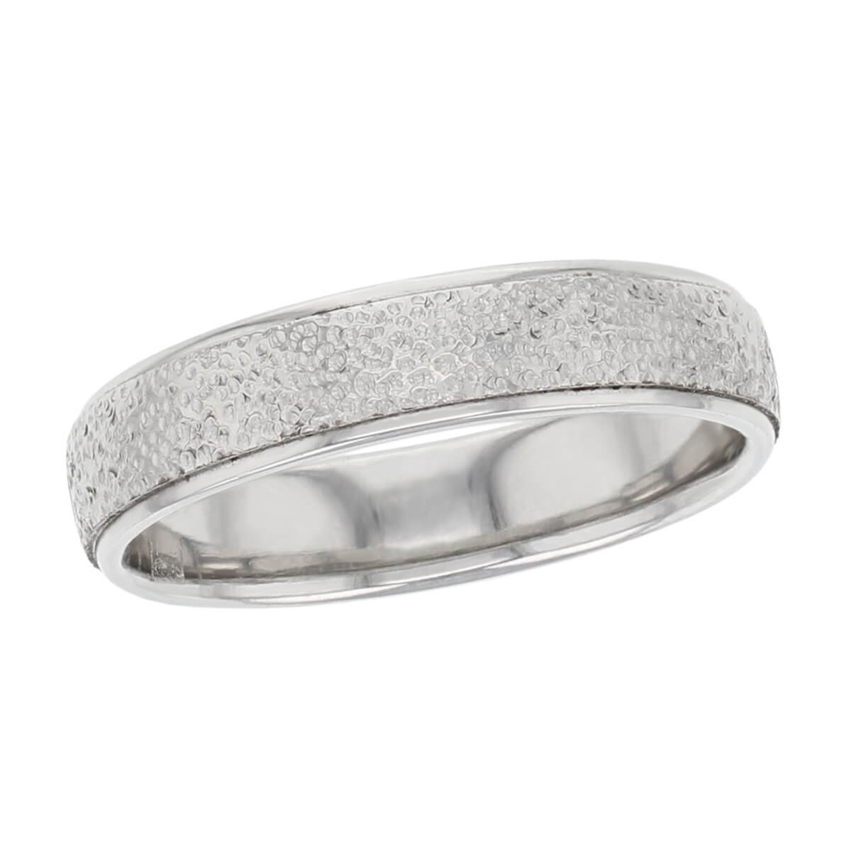 texture & polished wedding ring pattern, men's, gents, made by Faller