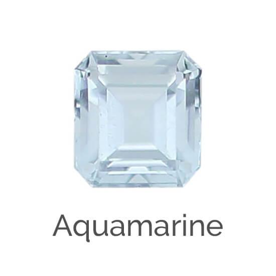 facts about aquamarine gemstone, aqua blue beryl gem