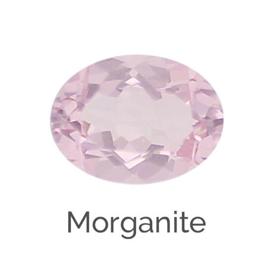 facts about morganite gemstone, pink, peach gem, beryl