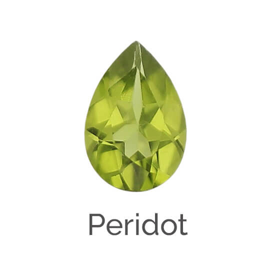 facts about peridot gemstone, yellow green gem