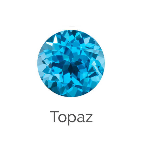 facts about topaz gemstone, blue, yellow gem