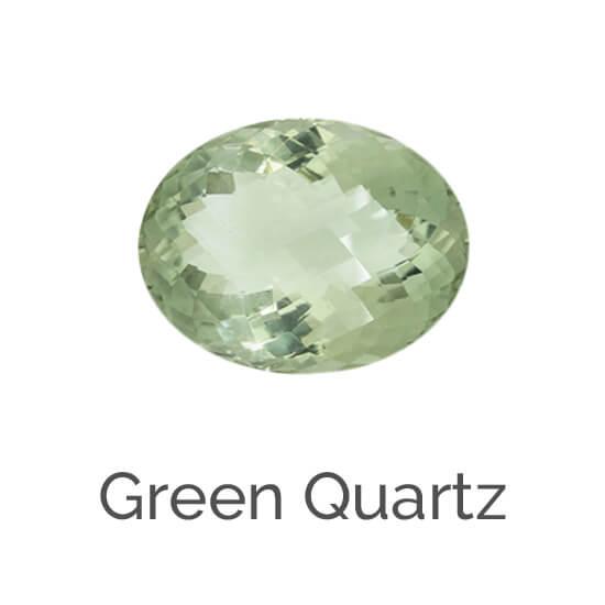 facts about green quartz gemstone, green gem