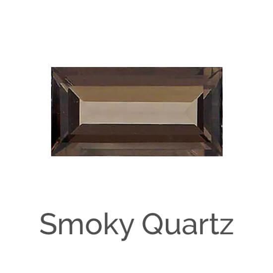 facts about smoky quartz gemstone, brown gem