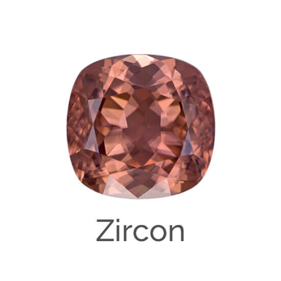 facts about zircon gemstone, gem facts, yellow, orange brown, red