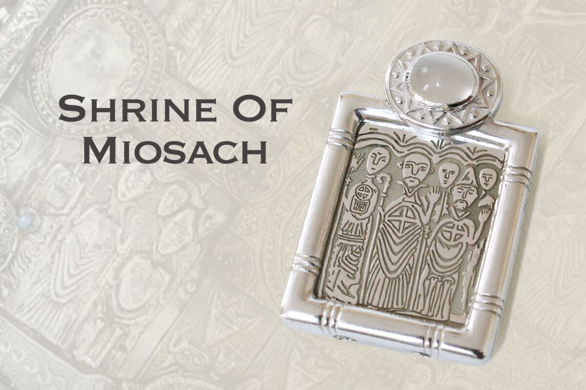 Miosach Shrine Inspired Jewellery