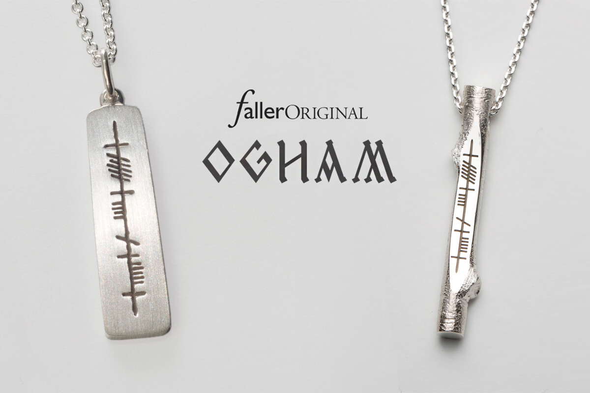 Ogham Jewellery Collection
