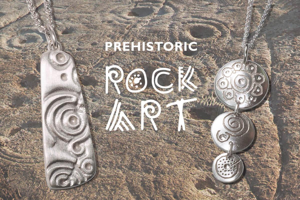 Prehistoric Rock Art Jewellery Collections