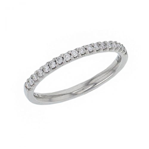 2.2mm wide platinum ladies round brilliant cut diamond eternity ring, diamond set wedding ring, woman's bridal, personalised engraving, court profile, comfort fit, precious jewellery by Faller of Derry/ Londonderry, jewelry, claw set