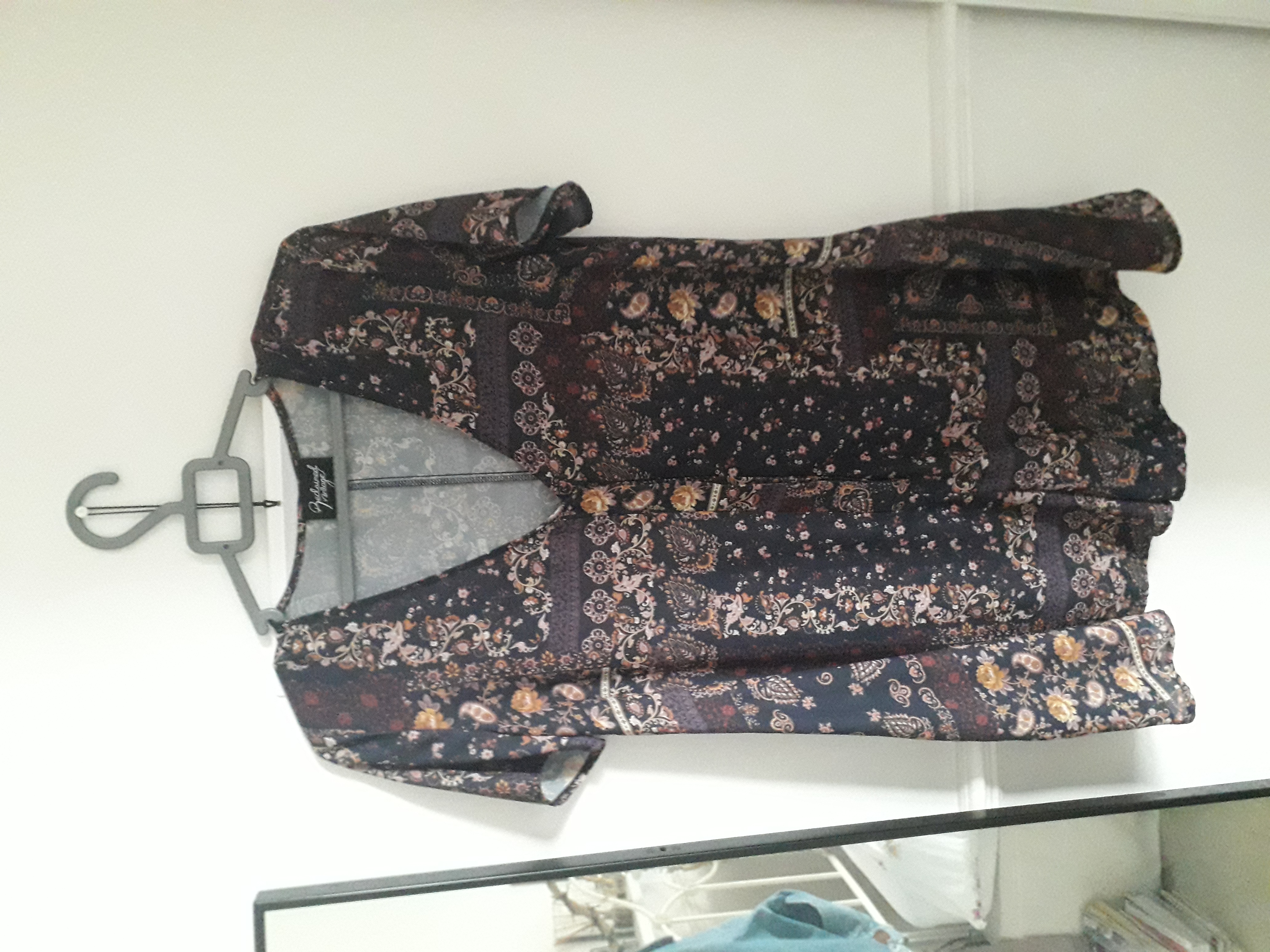Image of Urban Outfitters/Reclaimed Vintage Reclaimed Vintage playsuit