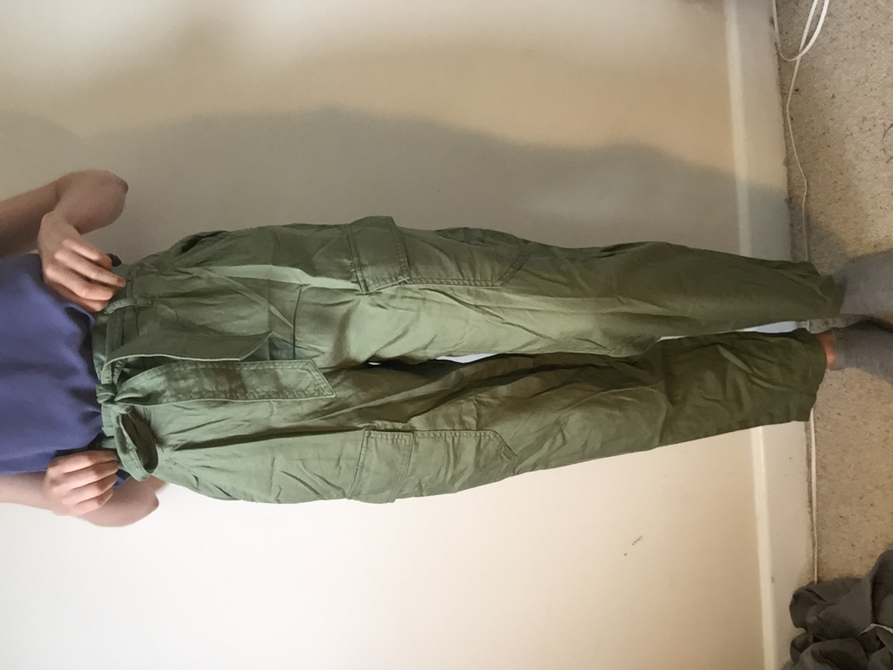 Image of H&M High waist trousers