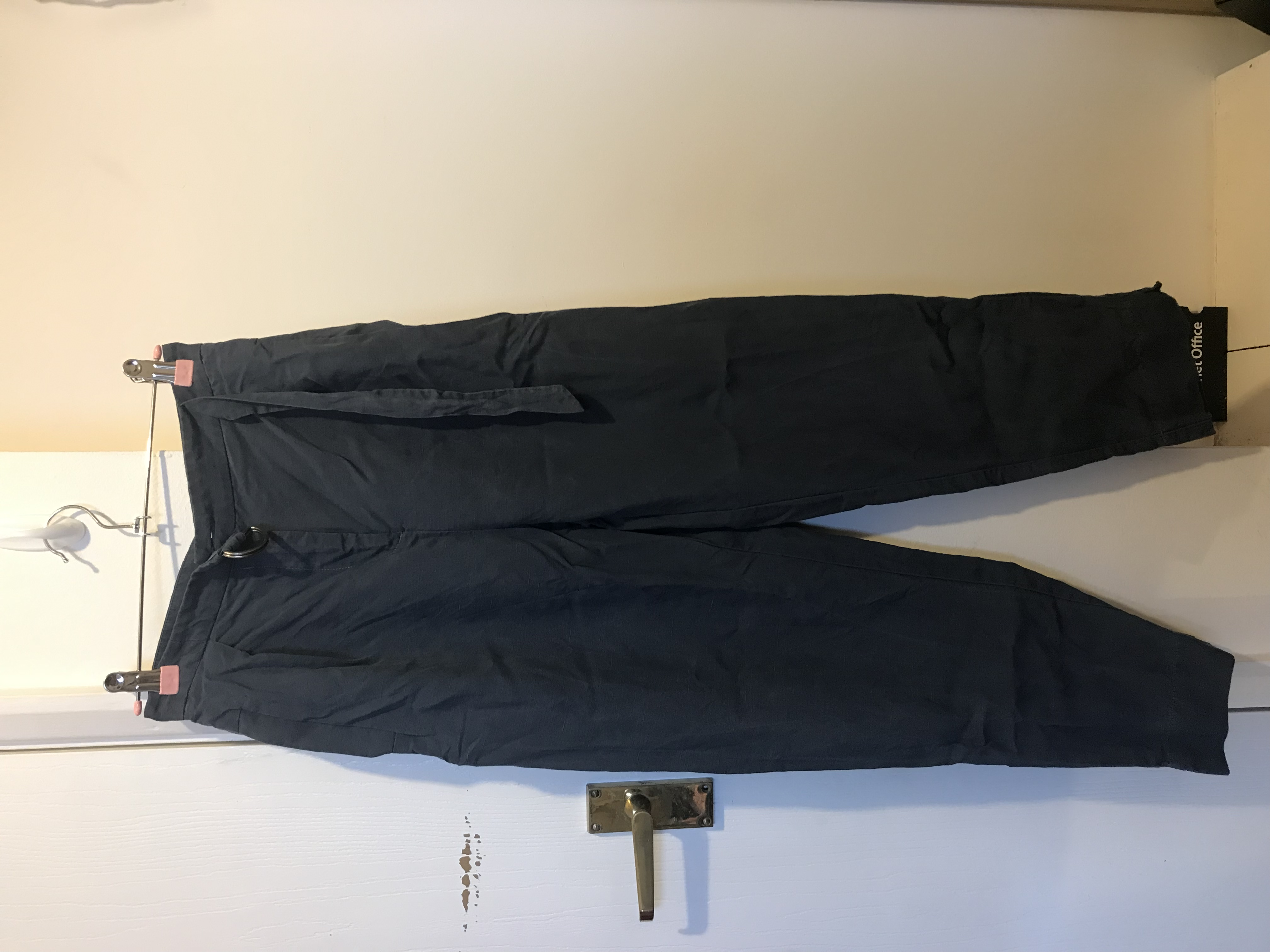 Image of Komodo Tencel trousers with belt