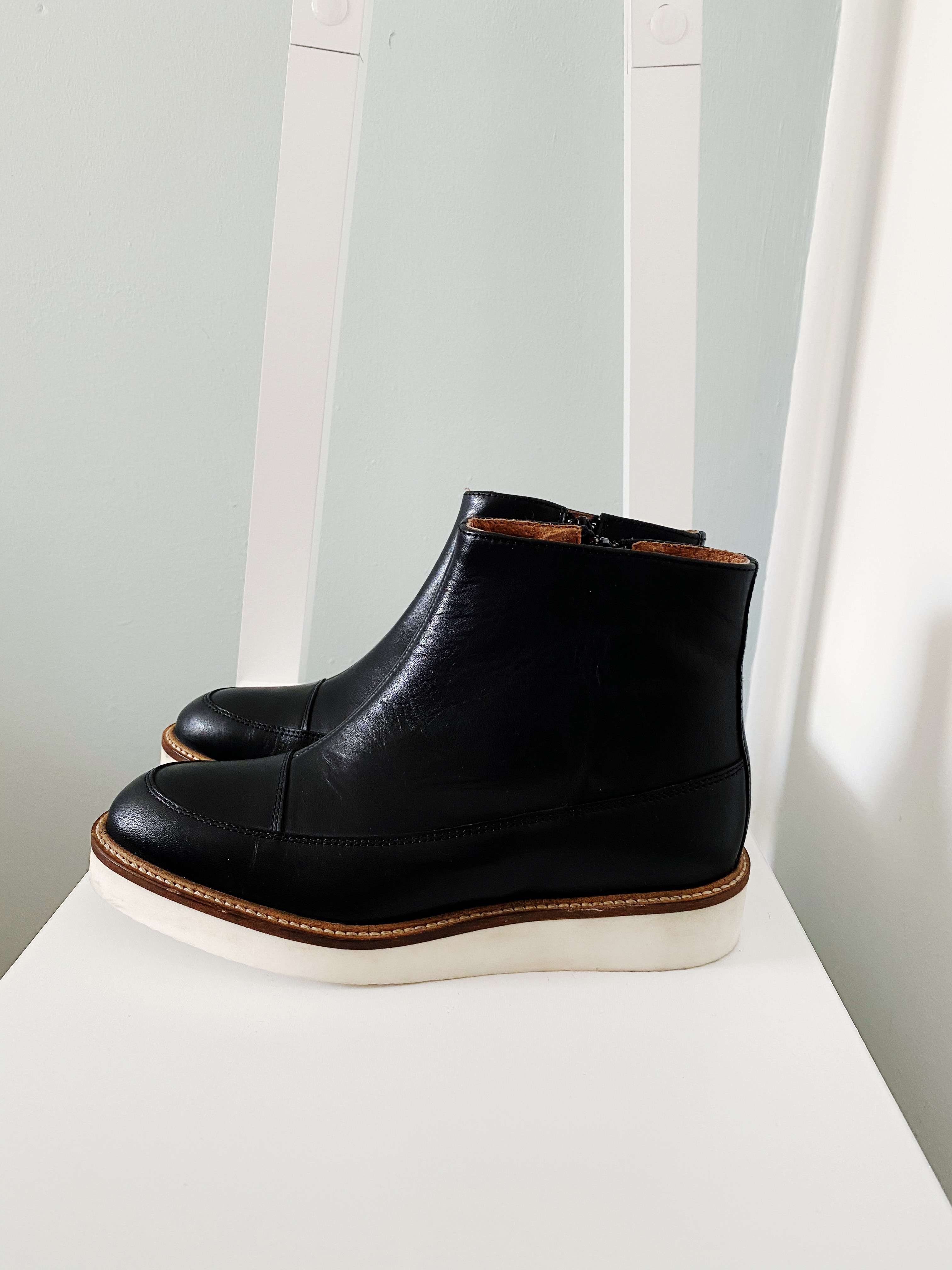 Image of Selected Femme Sierra Boot