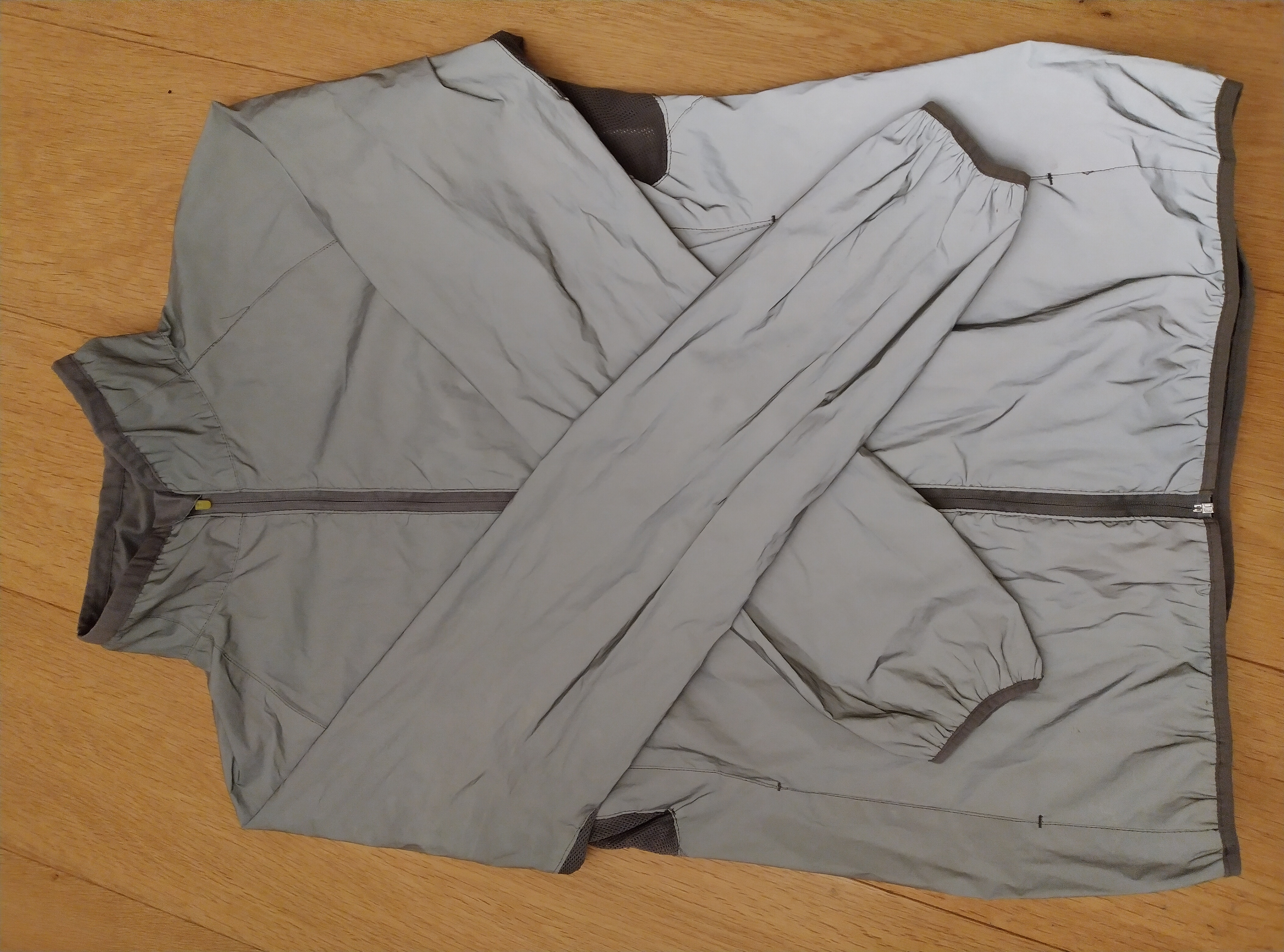 Image of H&M sport Reflective hi viz jacket