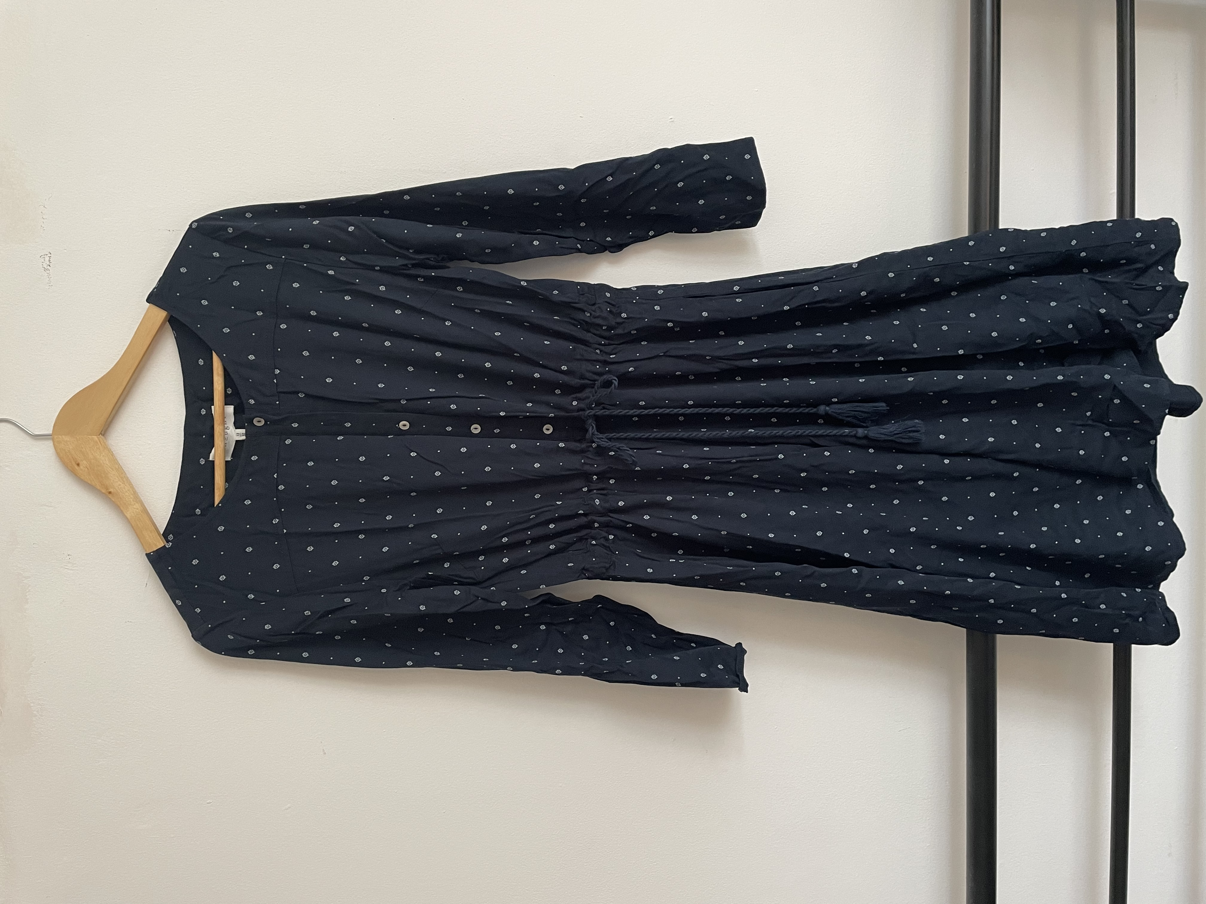 Image of Thought  Navy dress