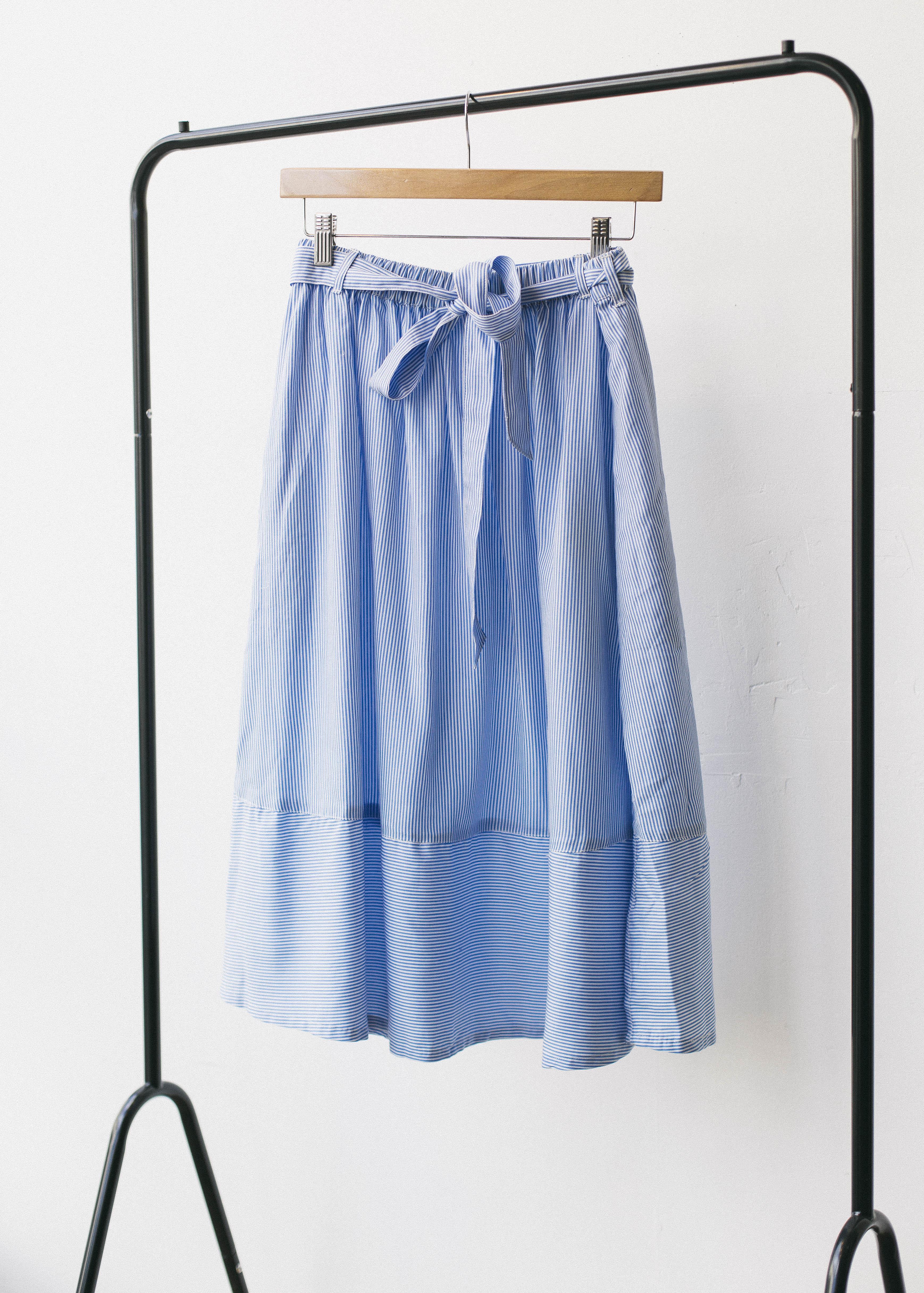 Image of People Tree  Blue skirt
