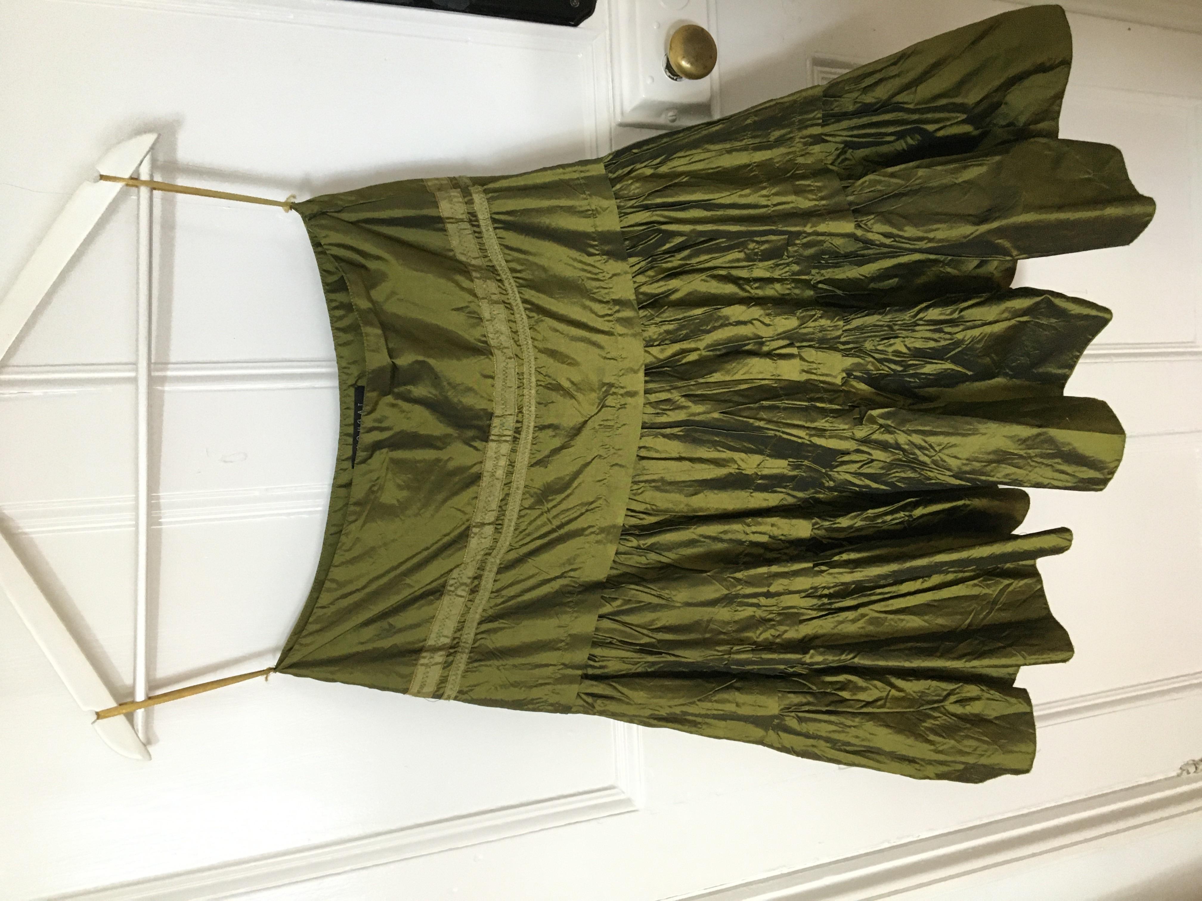 Image of Nougat London  Tiered full skirt