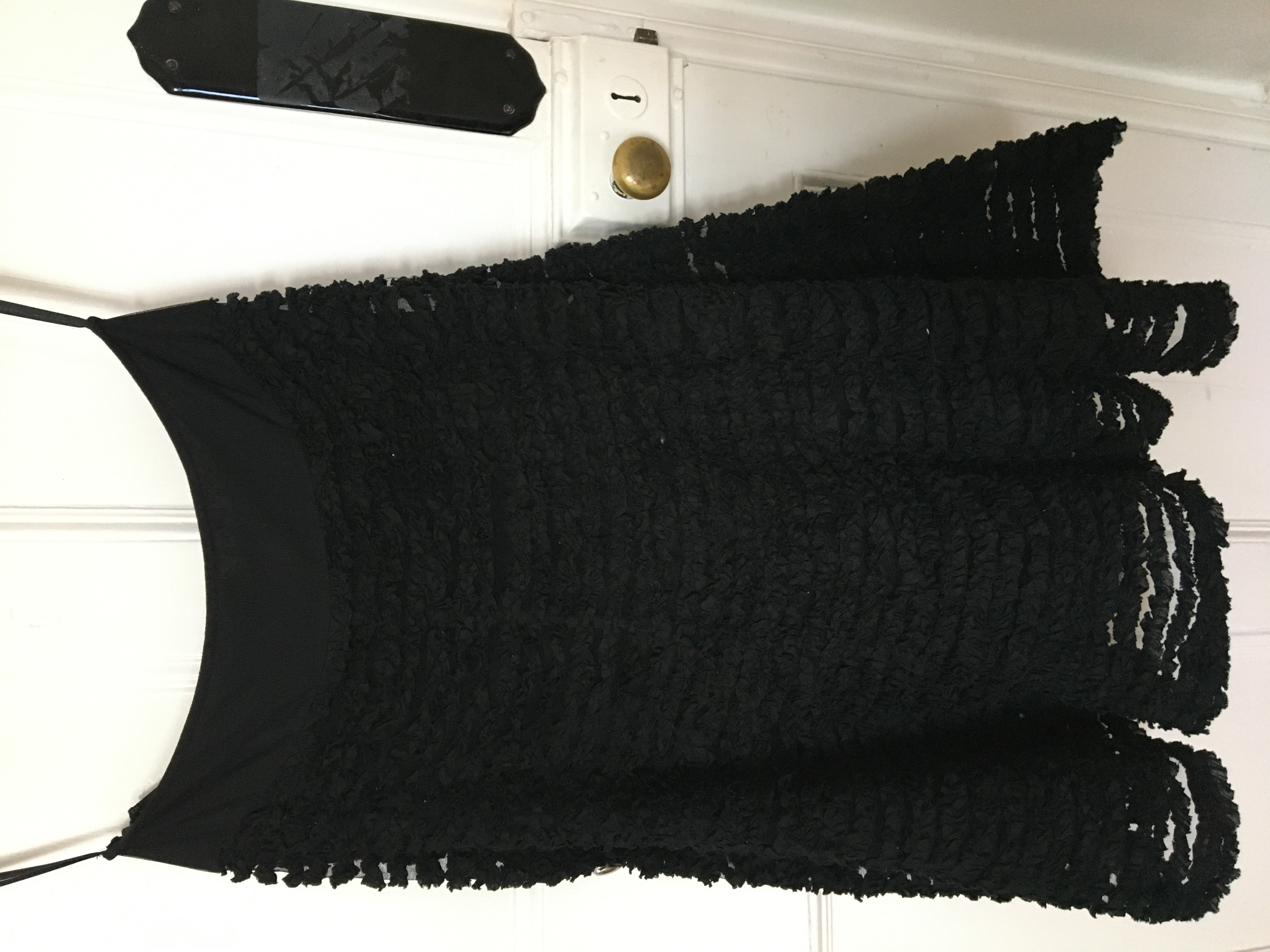 Image of Phase Eight Flared textured skirt