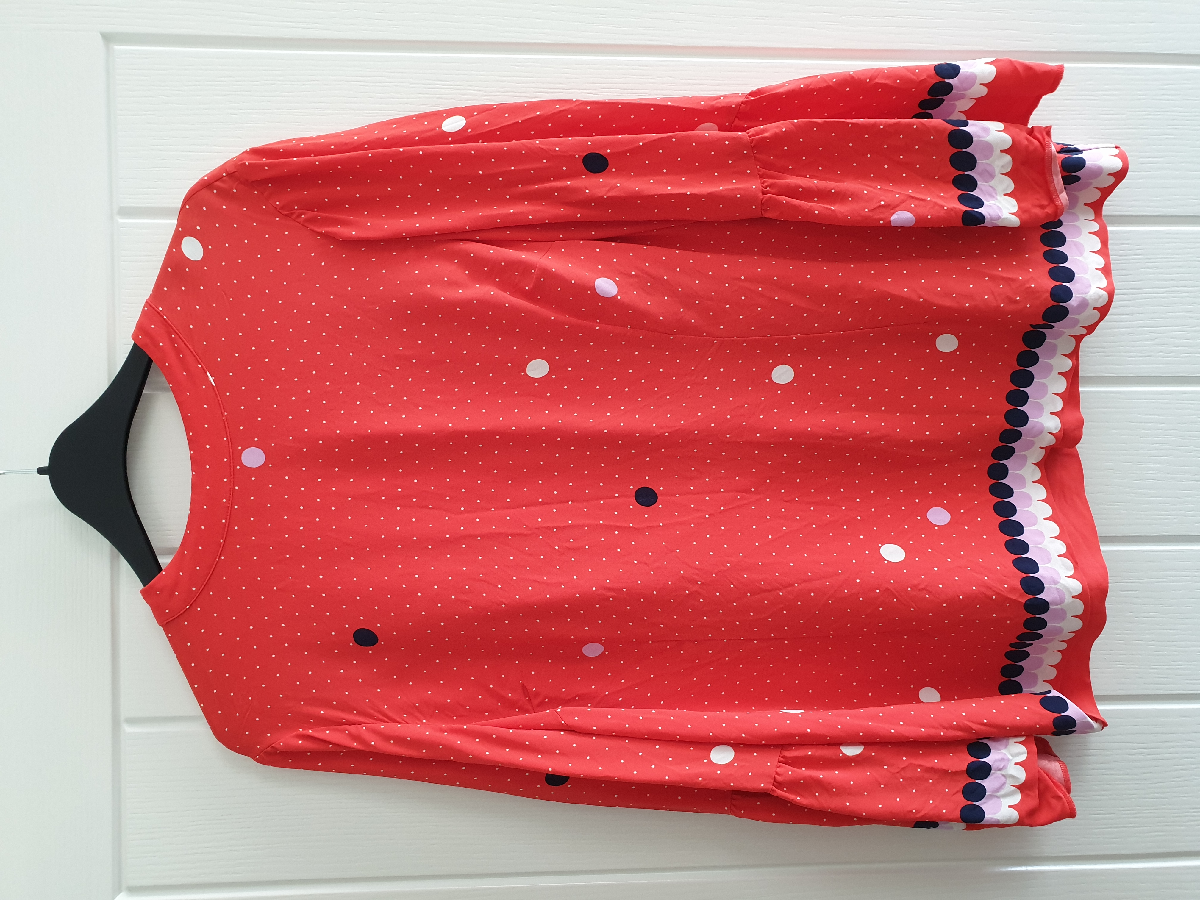 Image of Boden Long Sleeved Blouse Size 16