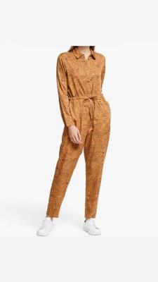 Image of People Tree Cheater pattern Jumpsuit
