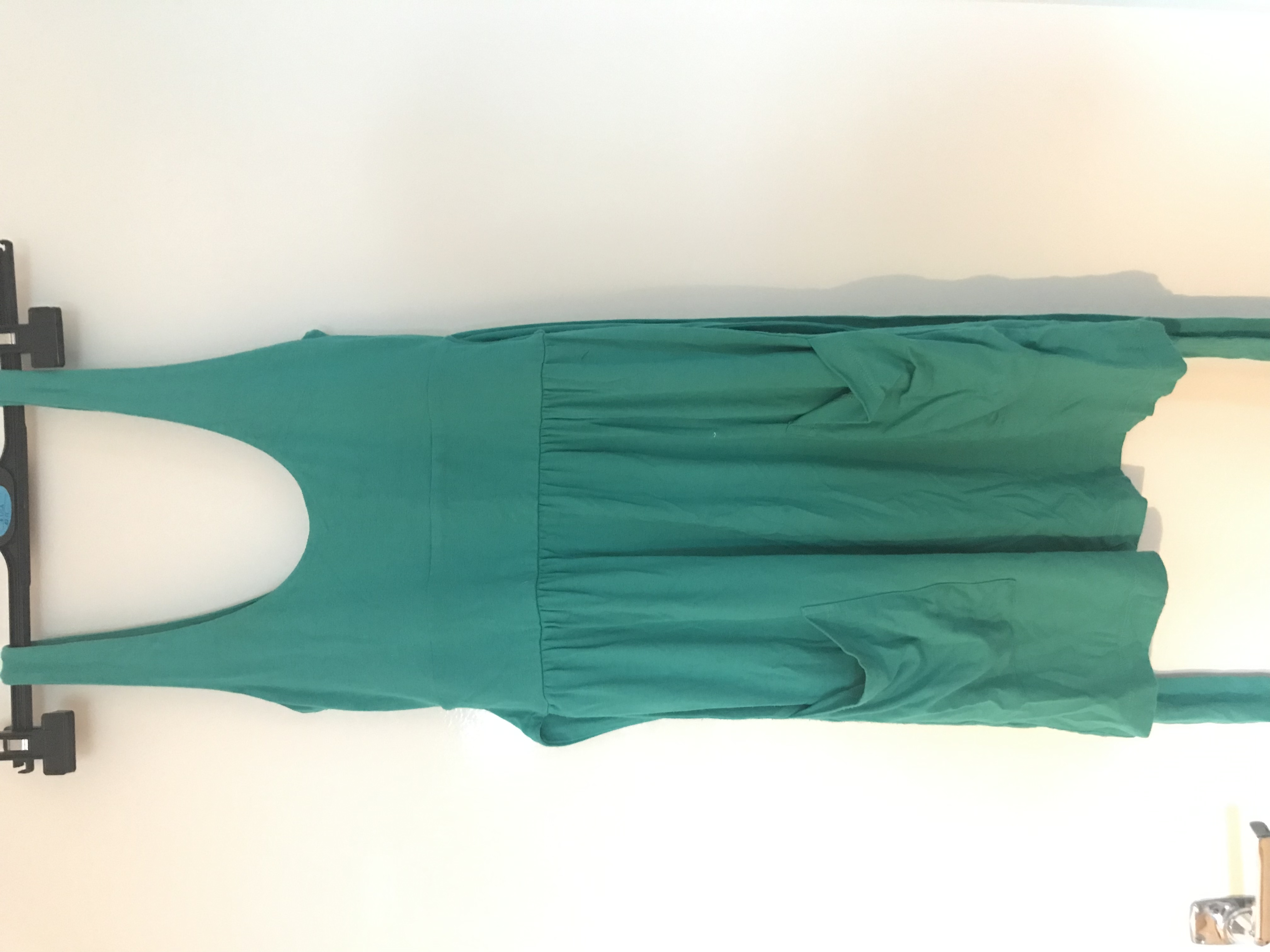 Image of Top shop dress Turquoise dress