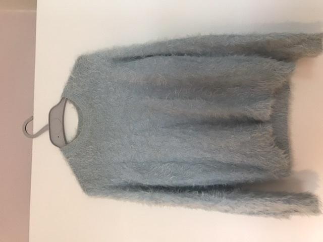 Image of Topshop Fluffy jumper