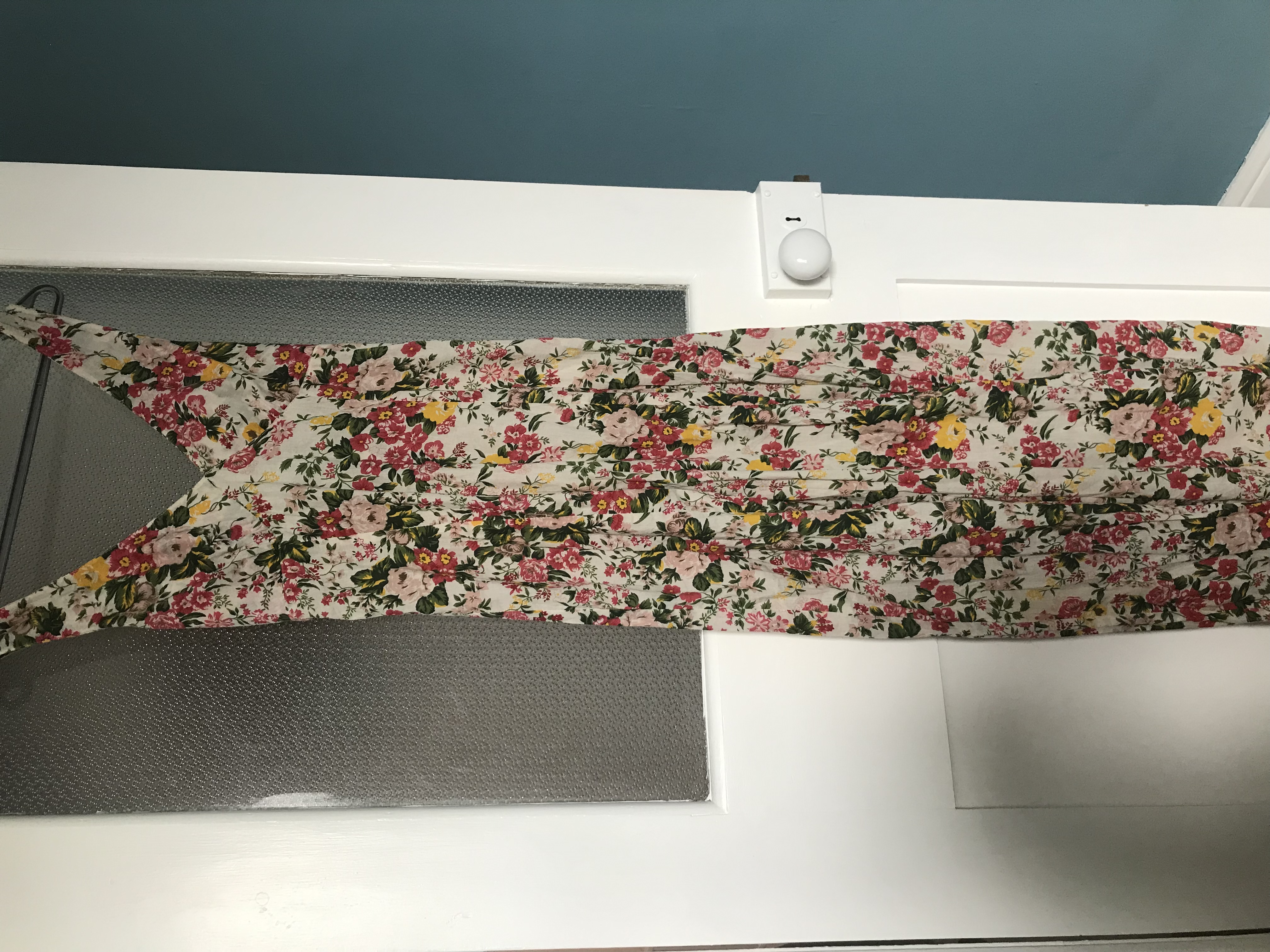 Image of Warehouse  Floral maxi dress