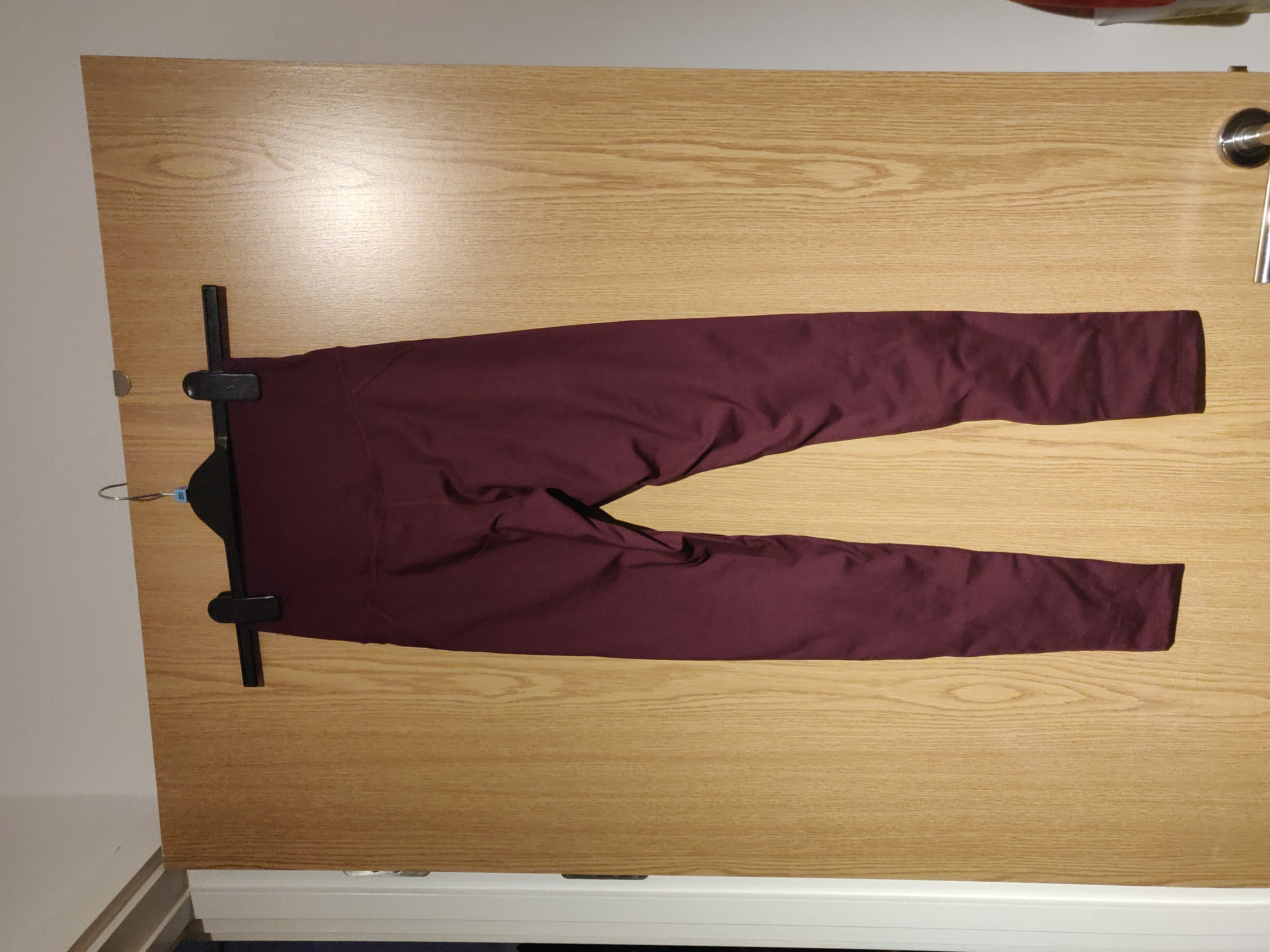 Image of Girlfriend High-rise compressive leggings