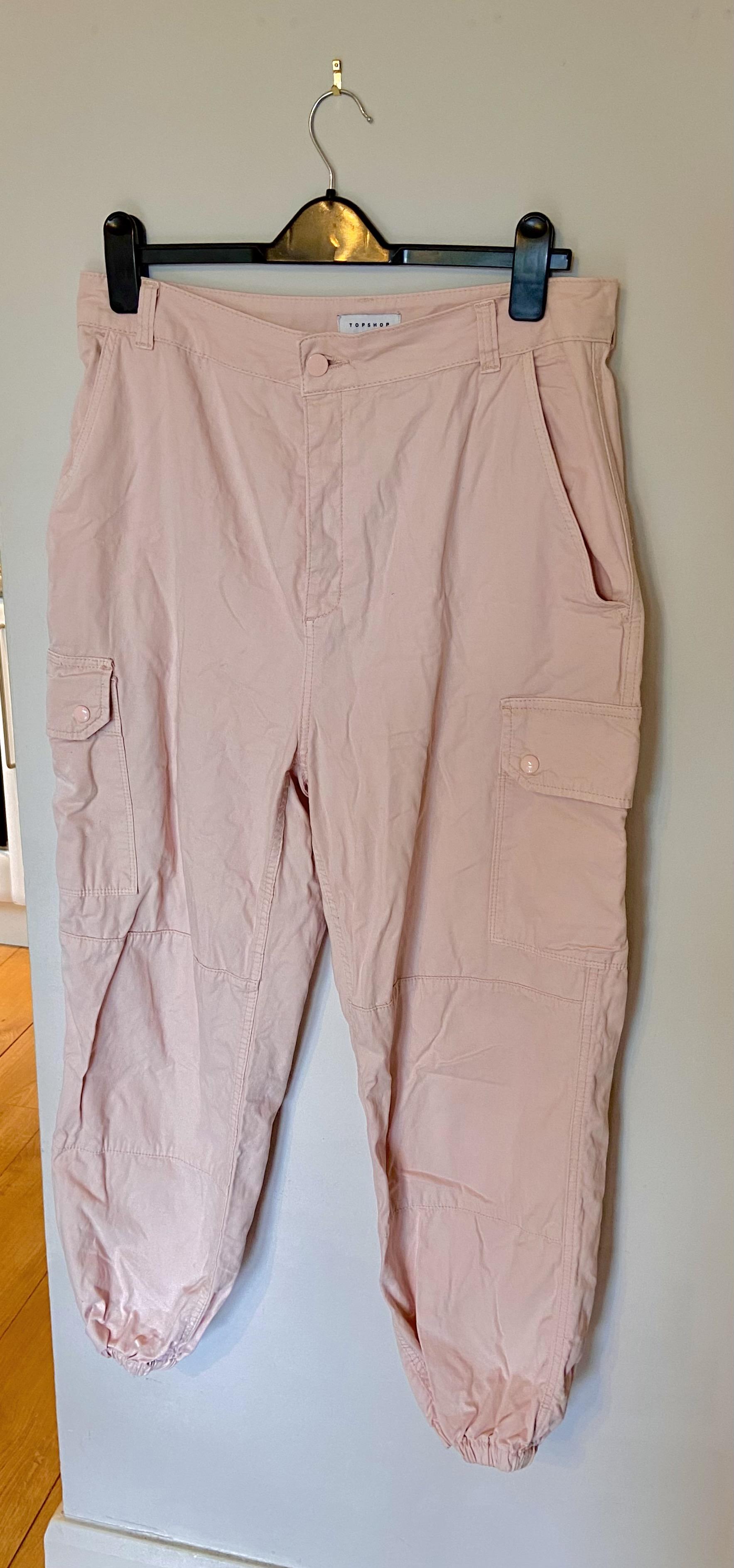 Image of Topshop Cargo Pants